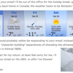 Funny Out-of-Office Messages
