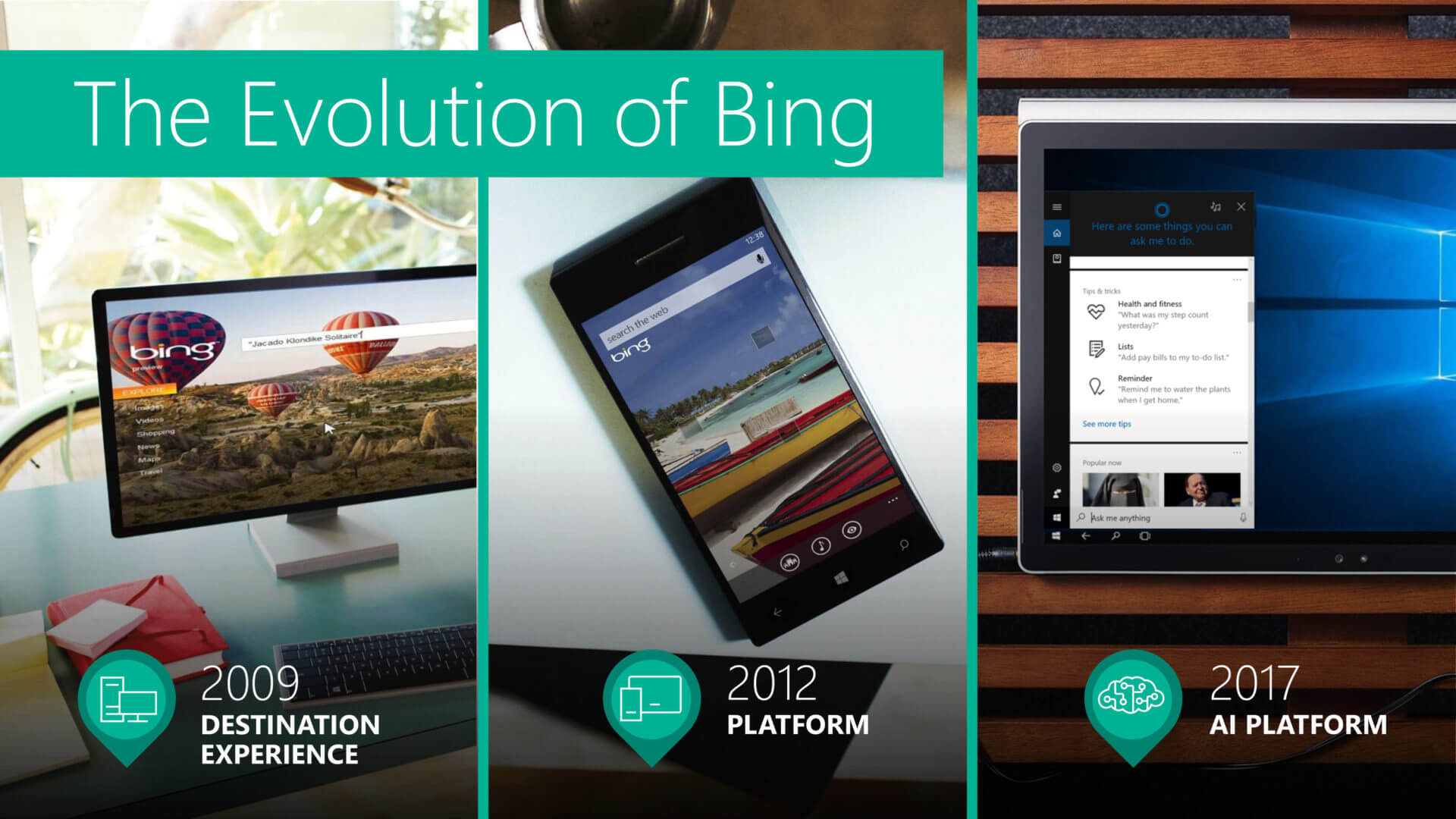 Bing Search Engine To Challenge Others In Display